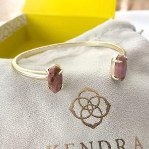 BRAND NEW Kendra Scott cuff bracelet rhodonite